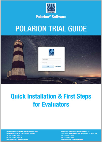 Polarion Trial Guide