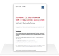 Download Whitepaper: Accelerate Collaboration with Unified Requirements Management