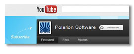 Polarion Software: Youtube Channel
