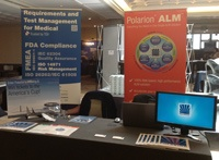 Polarion  at Medical Device Summit West 2013