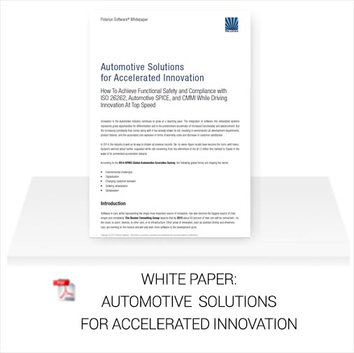 Polarion Automotive Solutions Whitepaper