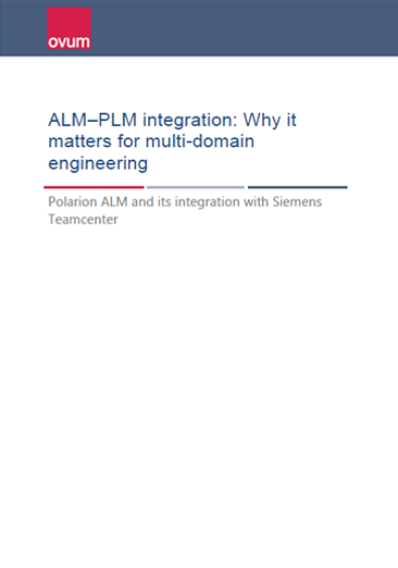 Whitepaper: ALM-PLM Integration