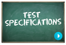 Play Video: Test Specifications